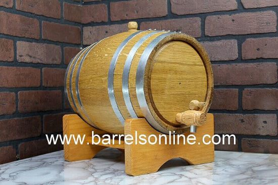 10L steel band barrel no logo