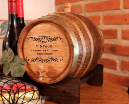 Picture for category Oak Barrels with Dark Stain