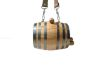 Picture of Saint Bernard Barrel with black hoops