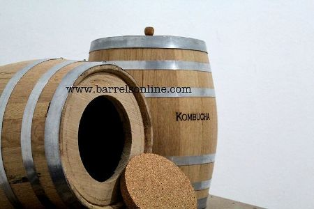 Picture for category Kombucha /  Barrels With Removable Lid